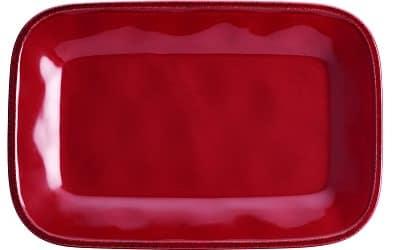 Rachael Ray CucinaStoneware Rectangular Platter