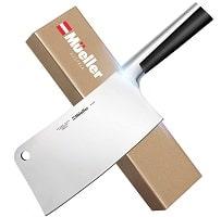 Mueller 7-inch Meat Cleaver Knife